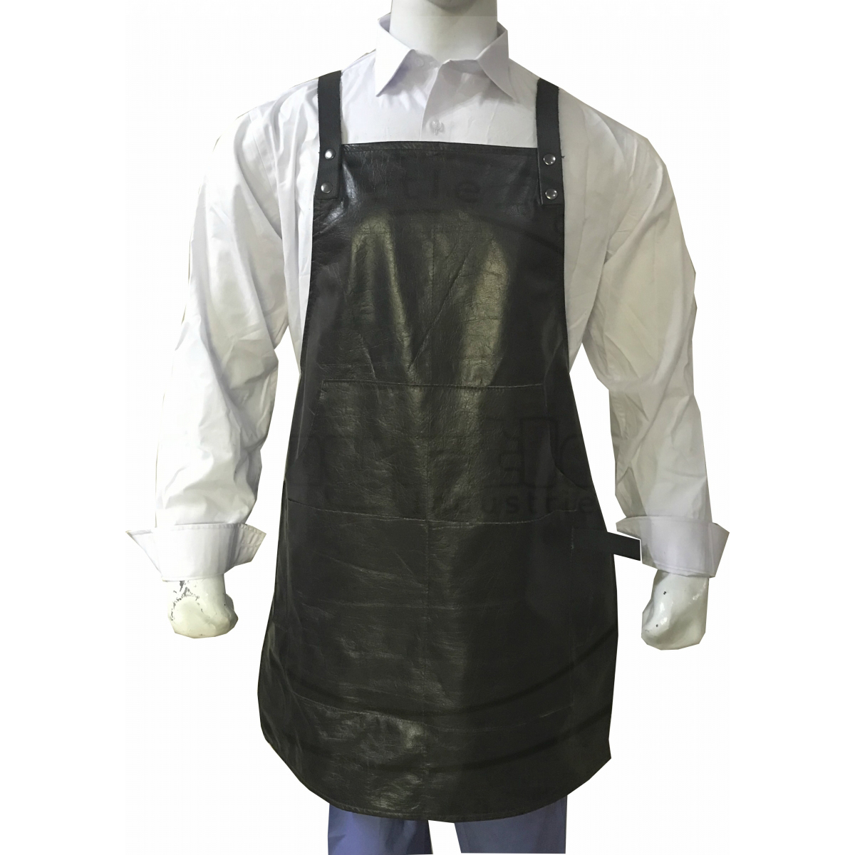WORKING LEATHER APRON