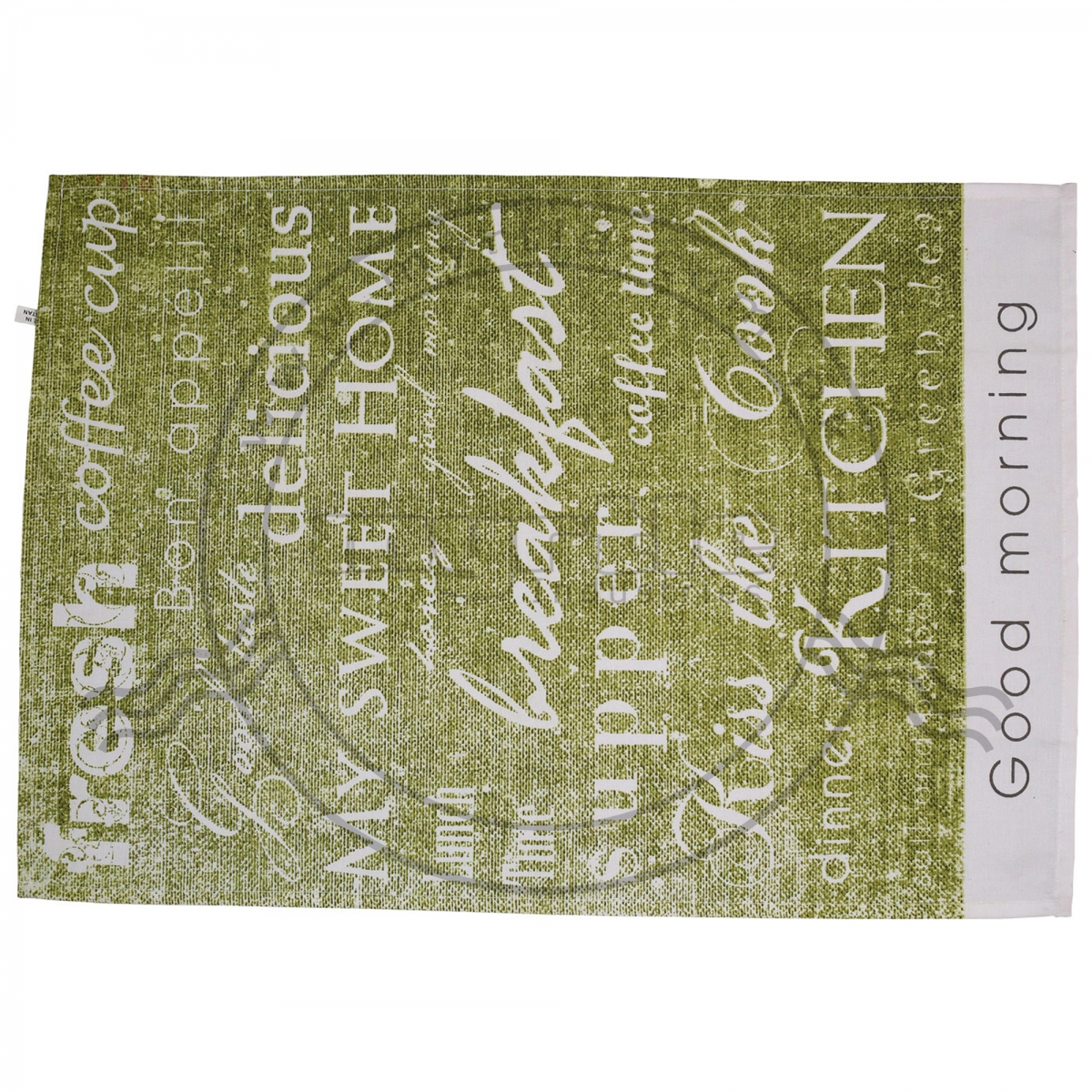 TEA TOWEL PRINTED